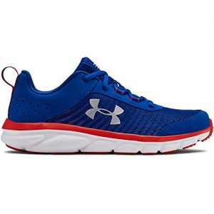Under Armour Kids' Grade School Assert 8 Sneaker, Royal