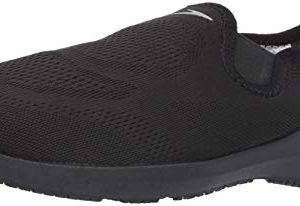 Speedo Men's Surfwalker Pro Mesh Water Shoe, Black/Black