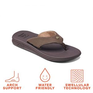 Reef Men's Sandals Rover | Water-Friendly Men's Sandal with Maximum Durability