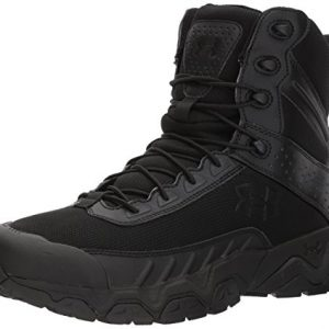 Under Armour Men's Valsetz 2.0 Military and Tactical Boot, Black