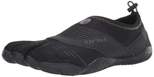 Body Glove Men's 3T Barefoot Cinch Water Shoe, Black/Black