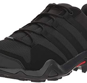 adidas outdoor Men's Terrex AX2 CP Boot, Black/Black/Carbon