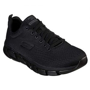 Skechers Men's Skech-Flex 3.0-VERKO Trainers, Black