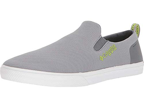Columbia Men's Dorado Slip PFG Sneaker, steam, Fission