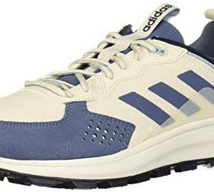 adidas Men's Response Trail Running Shoe, White/Tech Ink/Legend Ink