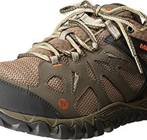 Merrell Men's All Out Blaze Aero Sport Hiking Water Shoe, Khaki