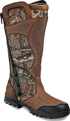 "Thorogood Men's Snake Bite 17"" Leather/Cordura Hunting Shoes"