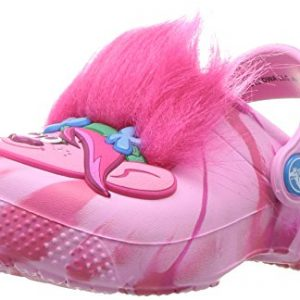 Crocs Unisex Fun Lab Trolls Clog K, party pink