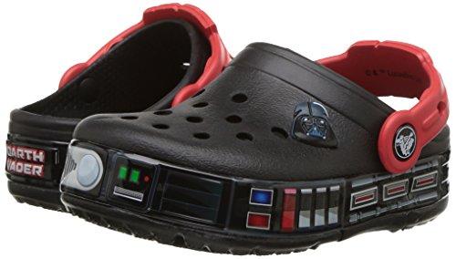 Crocs Kids Fun Lab Lights Clog Luke Skywalker | Light Up, Slip On Water Shoes
