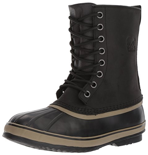 Sorel Men's 1964 Premium T Snow Boot, Black, 11 D US