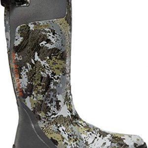 "Lacrosse Men's Alphaburly Pro 18"" 800G Hunting Shoes, Optimal Elevated II, 8 D US"