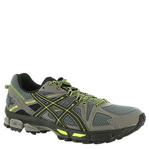 ASICS Men's Gel-Kahana 8 Trail Running Shoe, Carbon/Black