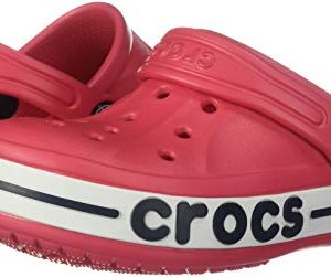 Crocs Kids' Bayaband Clog, Poppy