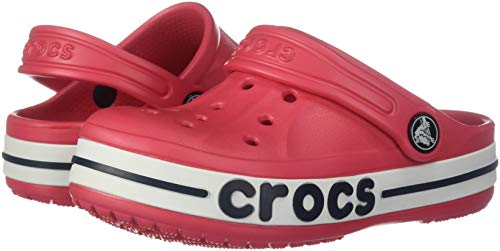 Crocs Kids' Bayaband Clog, Poppy