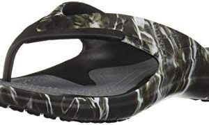 Crocs MODI Sport Mossy Oak Elements Flip-Flop black