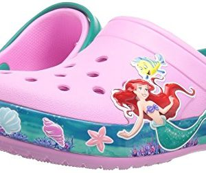 Crocs Unisex-Kids CB Princess Ariel Clog K, carnation