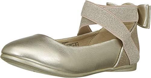 Kenneth Cole REACTION Kids Baby Girl's Tap Glitz (Toddler) Gold