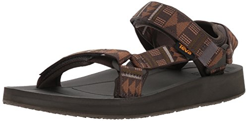 Teva Men's M Original Universal Premier Sport Sandal, Beach Break Brown