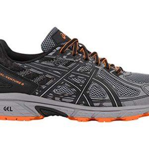 ASICS Men's Gel-Venture 6 Running Shoe, Frost Grey/Phantom/Black