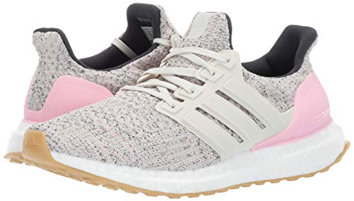 adidas Unisex-Kid's Ultraboost, True Pink/raw White/Carbon