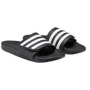 adidas Men's Adilette Slide Comfort Lightweight Sandal