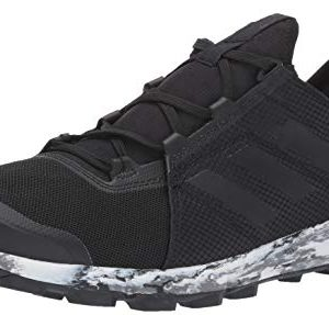 adidas outdoor Men's Terrex Speed Athletic Shoe, Black/Black/Black