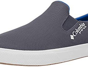 Columbia Men's, Dorado PFG Slip on Shoe Graphite