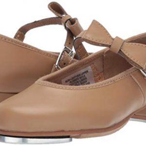 Bloch Girls Merry Jane Tap Shoe Dance, Brown Tan