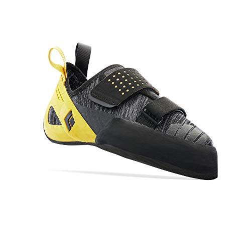 Black Diamond Mens Zone Climbing Shoes, Curry, 11.5 D(M) US