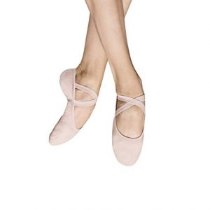 Bloch Girls' Performa Dance Shoe, Theatrical Pink