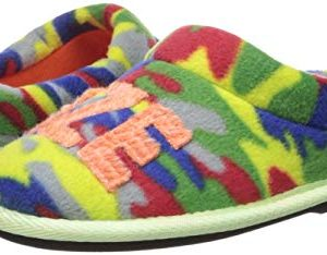 Dearfoams Unisex-Kid's Boys Novelty Clog Slipper
